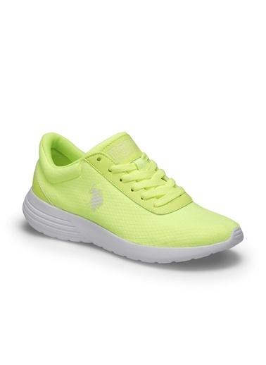 U.S. Polo Assn. Sneakers Sarı